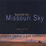 Cover di Beyond the Missouri Sky (Short Stories)