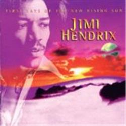 Cover Jimi Hendrix - First Rays of the New Rising Sun