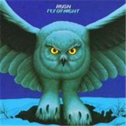 Cover Rush - Fly by Night