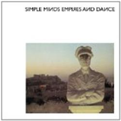 Cover Simple Minds - Empires and Dance