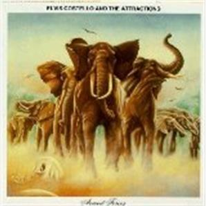 Cover Elvis Costello & The Attractions - Armed Forces