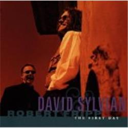 Cover David Sylvian - The First Day