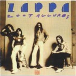 Cover Frank Zappa - Zoot Allures