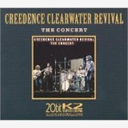 Cover Creedence Clearwater Revival - The Concert