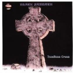 Cover Black Sabbath - Headless Cross