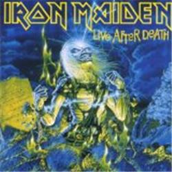 Cover Iron Maiden - Live After Death