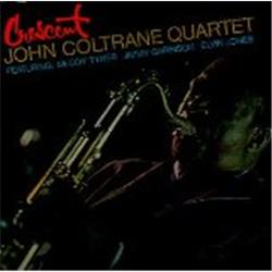 Cover John Coltrane - Crescent