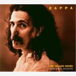 Cover Frank Zappa - The Yellow Shark