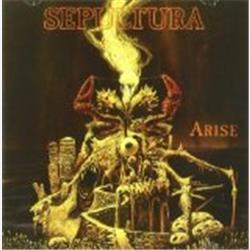 Cover Sepultura - Arise