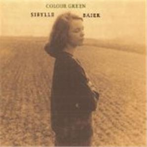 Cover Sibylle Baier - Colour Green