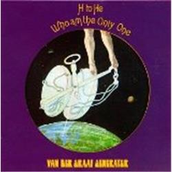 Cover Van der Graaf Generator - H to He, Who Am the Only One