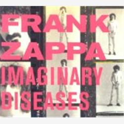 Cover Frank Zappa - Imaginary Diseases