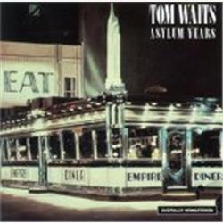 Cover Tom Waits - Asylum Years