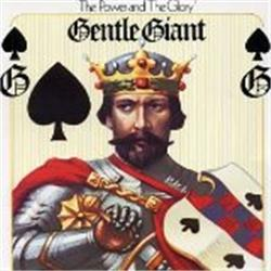 Cover Gentle Giant - The Power and the Glory
