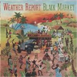 Cover Weather Report - Black Market