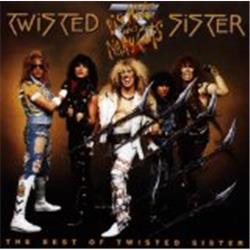 Cover Twisted Sister - Big Hits and Nasty Cuts: The Best of Twisted Sister