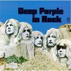 Cover Deep Purple - Deep Purple in Rock
