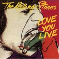 Cover The Rolling Stones - Love You Live