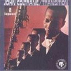 Cover John Coltrane - Transition