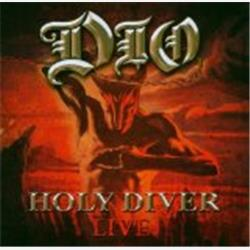 Cover Dio - Holy Diver Live