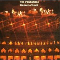 Cover The Pentangle - Basket of Light