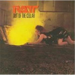 Cover Ratt - Out of the Cellar