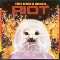 Cover Riot - Fire Down Under