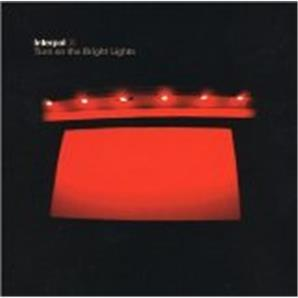 Cover Interpol - Turn On the Bright Lights