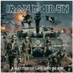 Cover Iron Maiden - A Matter of Life and Death