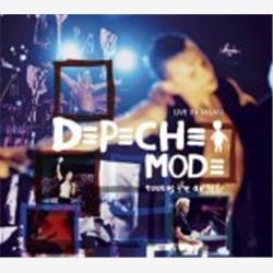 Cover Depeche Mode - Touring the Angel: Live in Milan