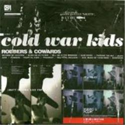 Cover Cold War Kids - Robbers & Cowards