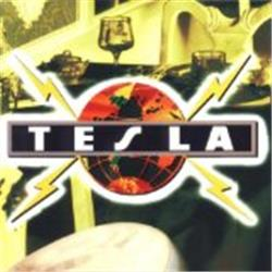Cover Tesla - Psychotic Supper