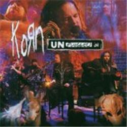 Cover Korn - MTV Unplugged