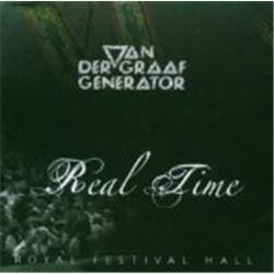Cover Van der Graaf Generator - Real Time