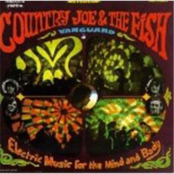 Cover Country Joe and the Fish - Electric Music for Mind and Body