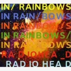 Cover di In Rainbows