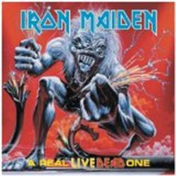Cover Iron Maiden - A Real Live Dead One