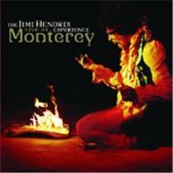 Cover The Jimi Hendrix Experience - Live at Monterey