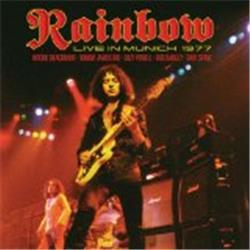 Cover Rainbow - Live in Munich 1977