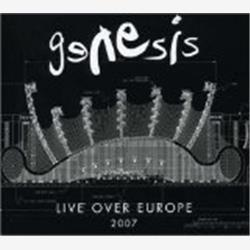 Cover Genesis - Live Over Europe