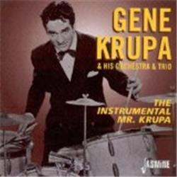 Cover Gene Krupa - The Instrumental Mr. Krupa