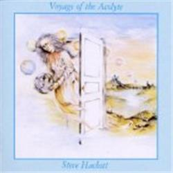 Cover Steve Hackett - Voyage of the Acolyte