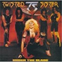 Cover Twisted Sister - Under the Blade