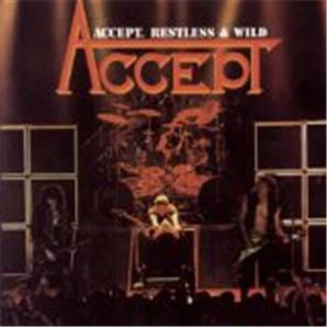 Cover Accept - Restless and Wild