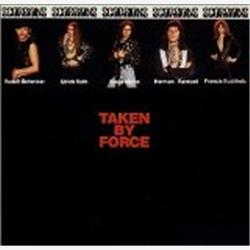 Cover Scorpions - Taken by Force
