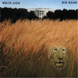 Cover White Lion - Big Game