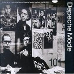Cover Depeche Mode - 101