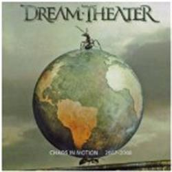 Cover Dream Theater - Chaos in Motion 2007-2008