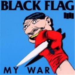 Cover Black Flag - My War