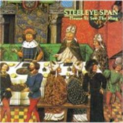 Cover Steeleye Span - Please to See the King